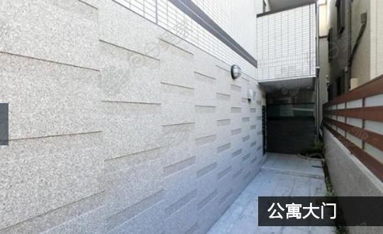 日本东京都中野区本町公寓整栋
