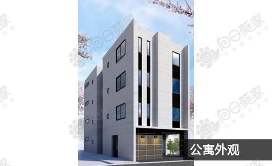 日本东京都丰岛区西巢鸭公寓整栋