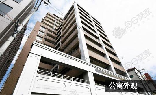 日本大阪市北区梅田北公园公寓