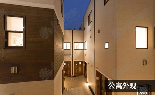 日本东京都新宿区四谷坂町公寓