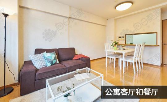 日本东京都涩谷区西新宿公寓