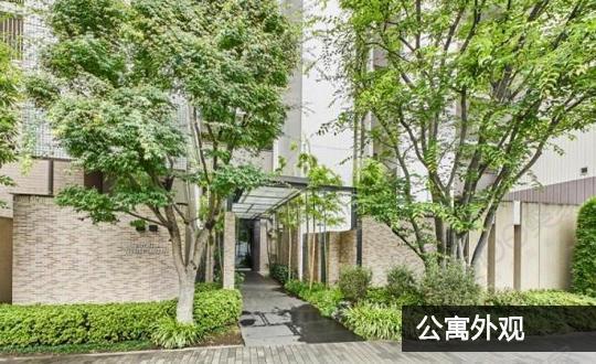 日本东京都江东区西大岛公寓
