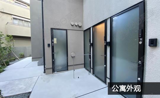 日本东京都丰岛区驹込公寓整栋