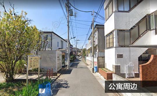 日本东京都练马区丰岛园公寓整栋