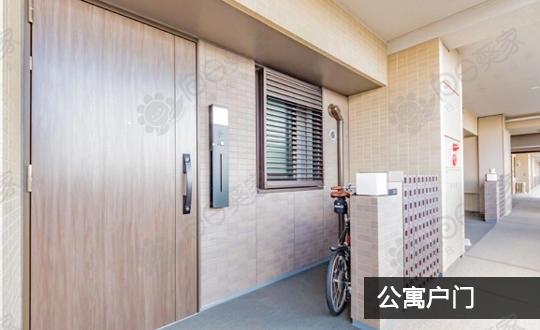 日本东京都练马区中村桥公寓