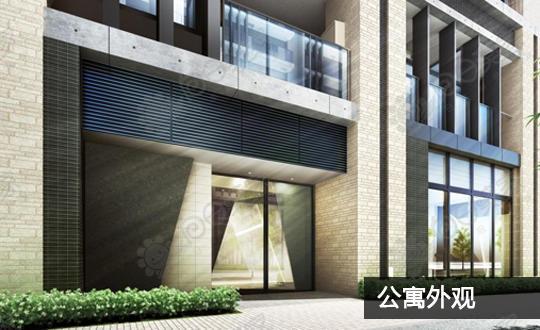 日本东京都中央区筑地公寓