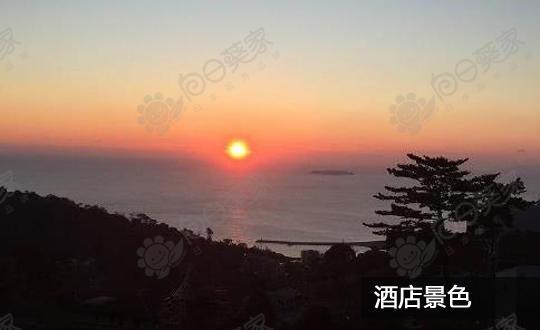 日本静冈县热海市西热海酒店