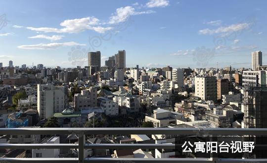 日本东京都台东区入谷公寓