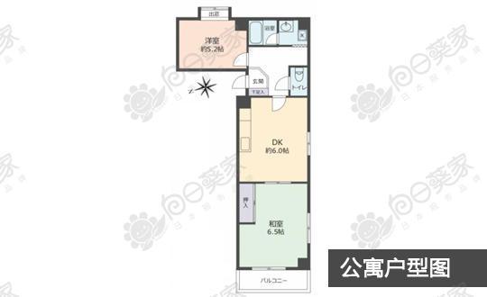 日本东京都台东区浅草公寓