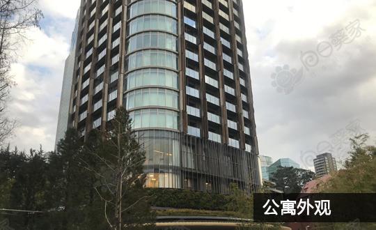 日本东京都港区赤坂公寓