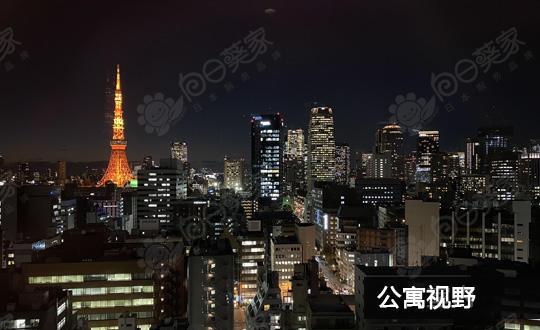 日本东京都港区浜松町公寓