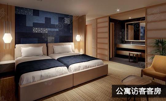 日本东京都港区芝浦高级塔楼公寓