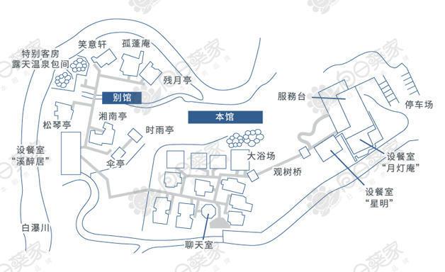 日本大分县由布市汤布院月灯庵高档型旅馆
