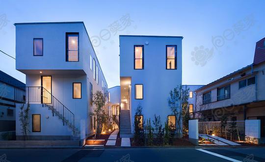 日本东京都世田谷区千岁乌山公寓整栋