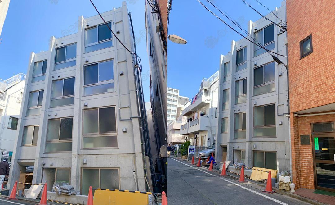 日本东京都江东区龟户公寓整栋