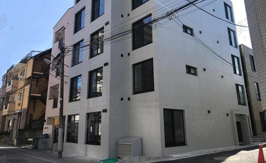 日本东京都葛饰区新小岩满室出租公寓整栋