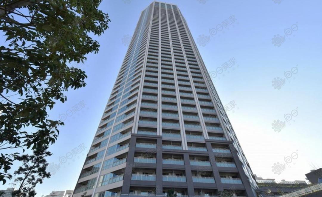日本东京都新宿区富久町塔式3居室公寓