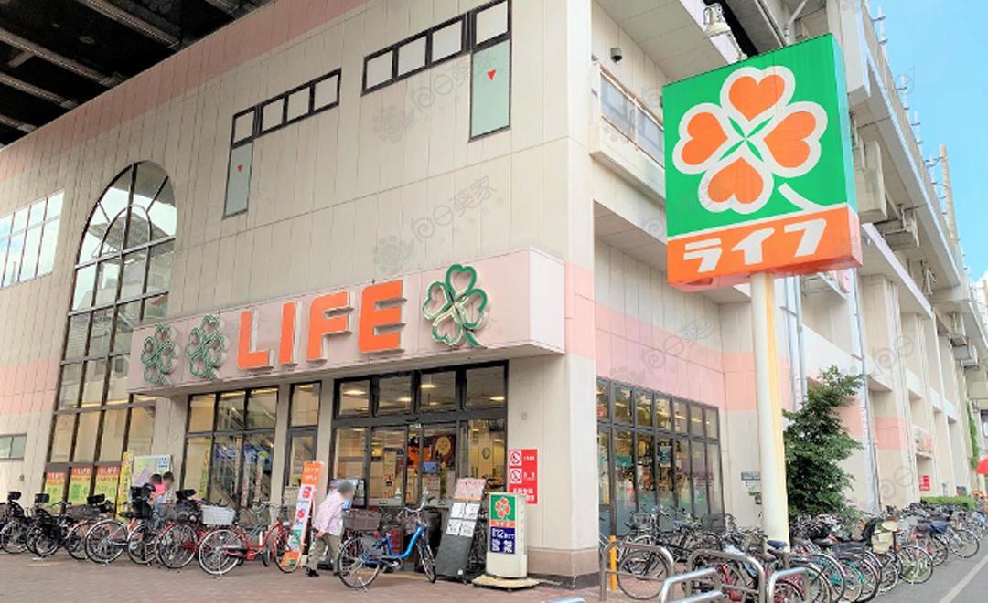 日本东京都板桥区北赤羽小户型公寓整栋