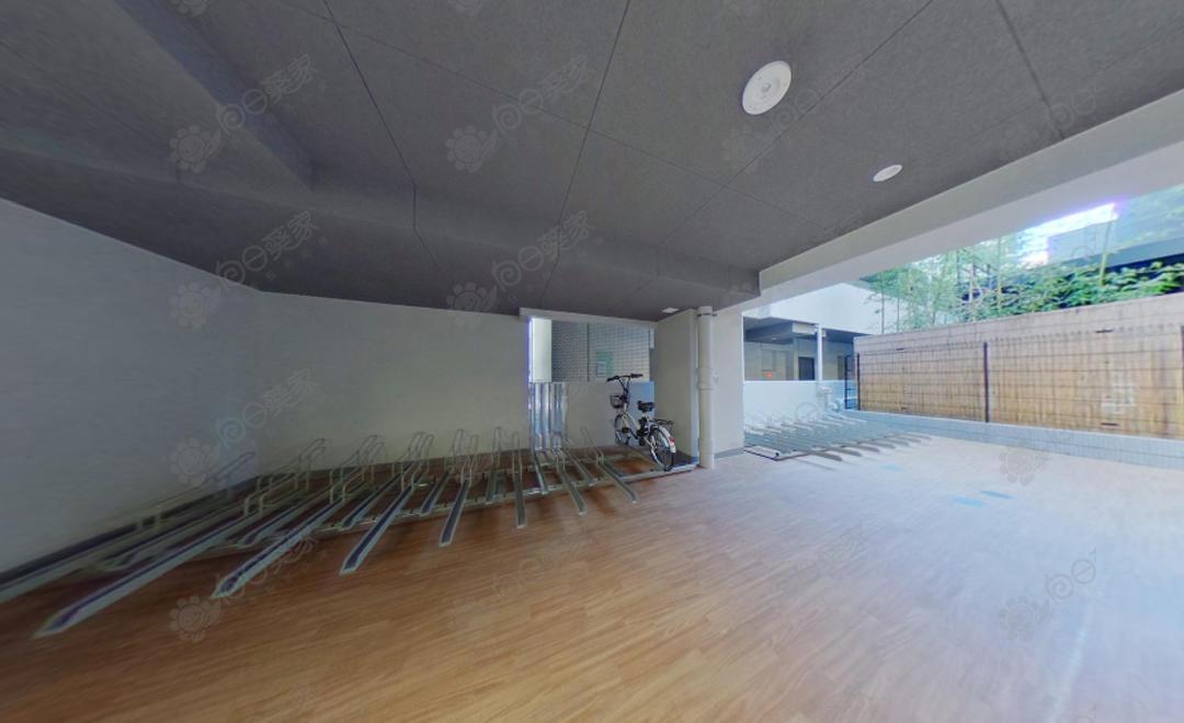 日本东京都新宿区神乐坂新建公寓整栋