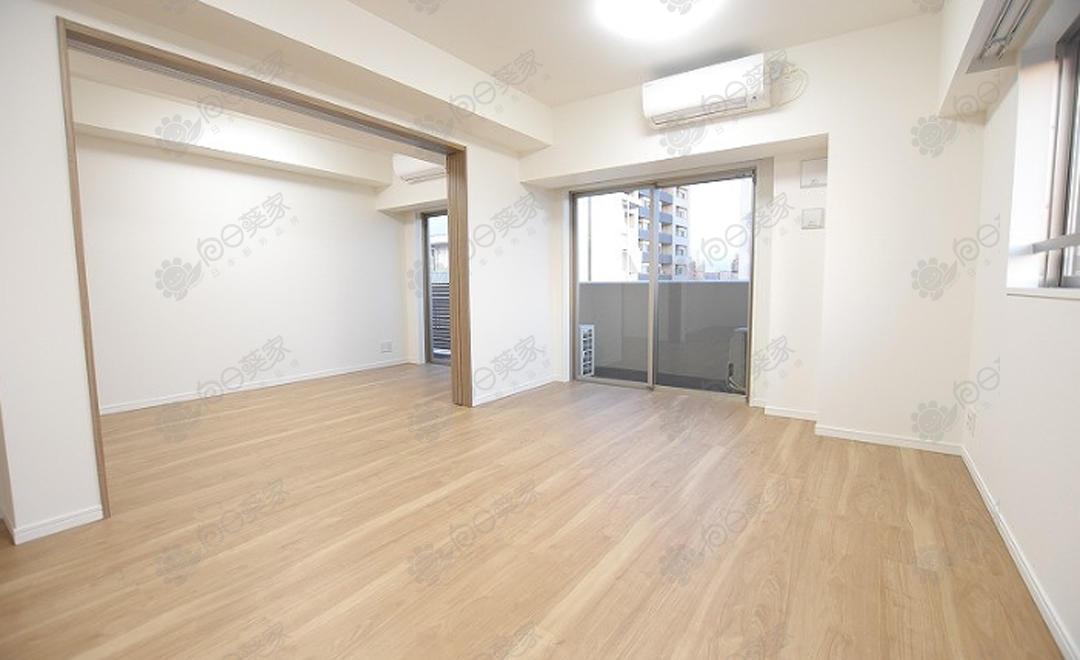 日本东京都足立区千住大桥3居室新建公寓