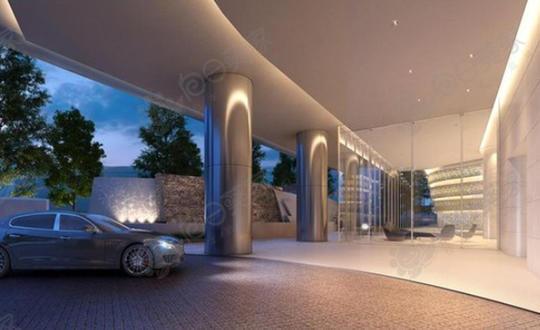 日本东京都涩谷区神宫外苑新建高级塔楼公寓