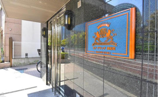 日本东京都港区浜松町2居室公寓
