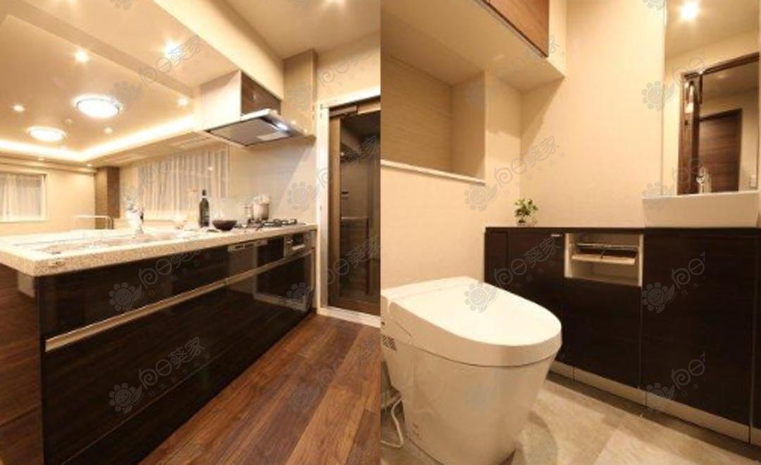 日本东京都目黑区恵比寿2居室公寓