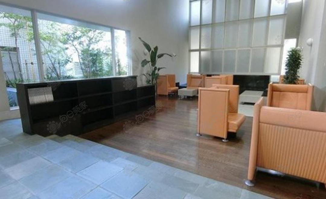 日本东京都港区芝自住高级塔楼2居室公寓