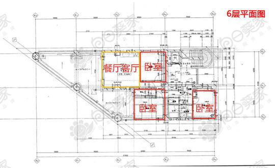 日本东京都江户川区平井事务所兼公寓整栋