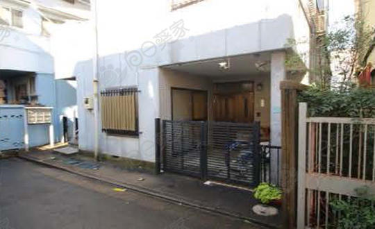 日本东京都丰岛区池袋本町小户型公寓整栋