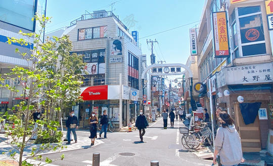 日本东京都丰岛区东长崎公寓整栋