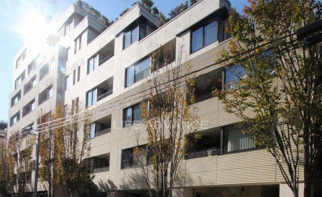 日本东京都涩谷区惠比寿自住型3居室公寓