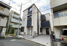 日本东京都涩谷区幡谷收益兼自住一户建