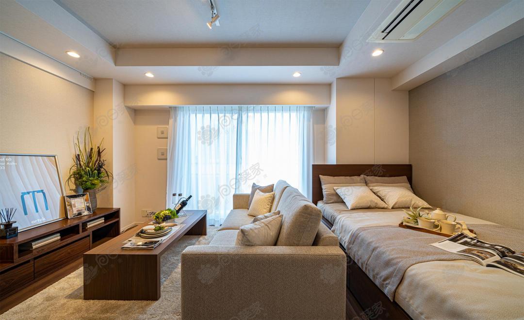 日本东京都千代田区御茶水1居室公寓