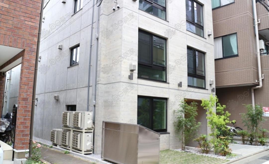 日本东京都目黑区下目黑公寓整栋