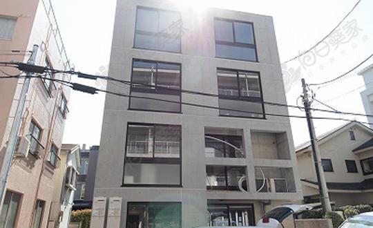日本东京都世田谷区三轩茶屋公寓整栋