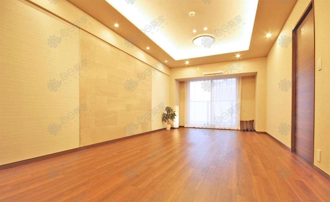 日本东京都新宿区新宿御苑2居室公寓
