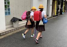 孩子在日本上学学费多少钱,有减免吗?
