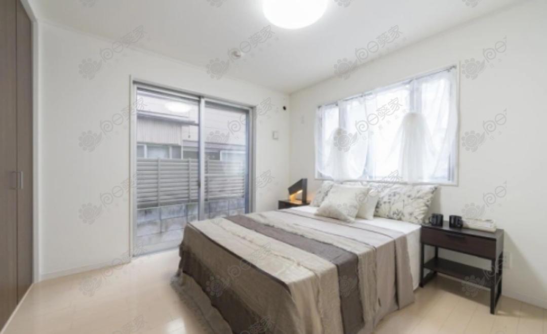 日本东京都杉并区清水3居室一户建
