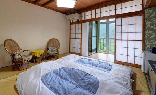 日本神奈川县箱根小涌谷温泉旅馆