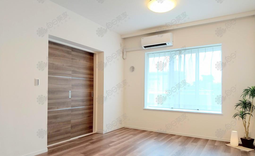日本东京都江户川区新小岩亲水公园2居室公寓