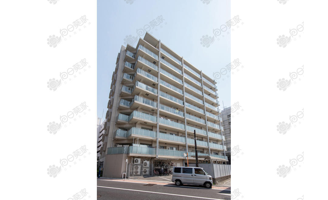 日本东京都新宿区下落合自住3居室公寓