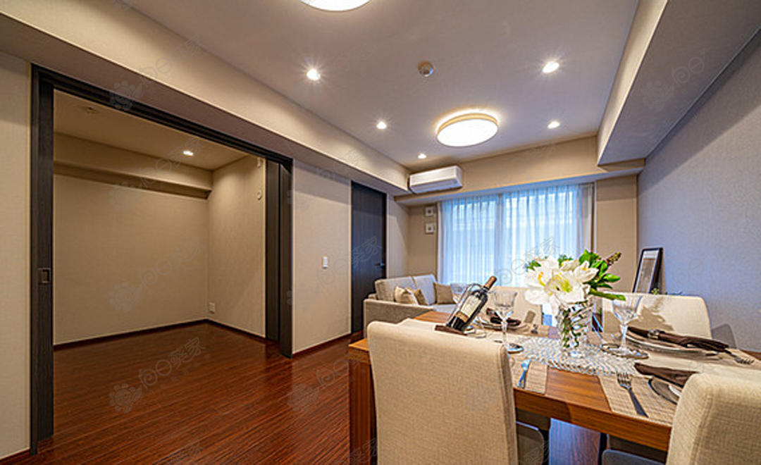 日本东京都中野区中野自住2居室公寓