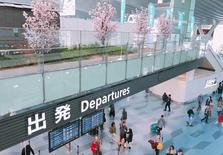 疫情之下的新消息,日本拟放宽中国入境限制