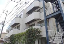 日本东京都足立区千住大桥公寓整栋
