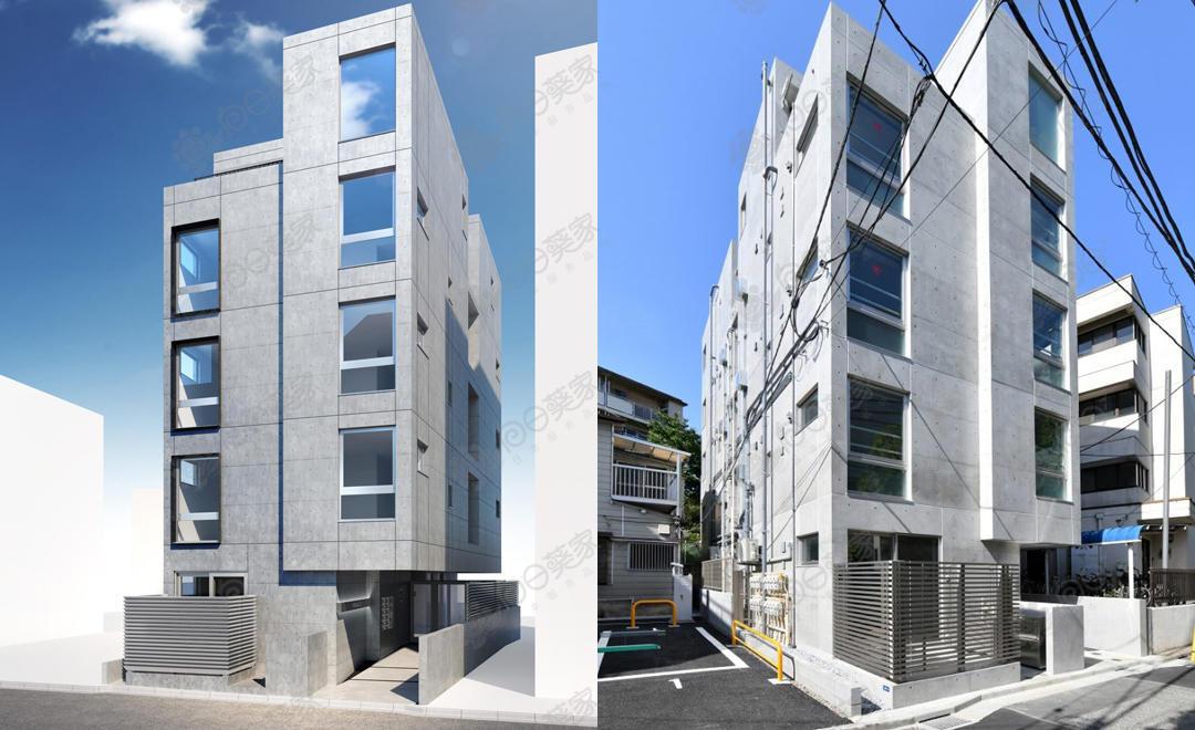 日本东京都涩谷区笹塚公寓整栋