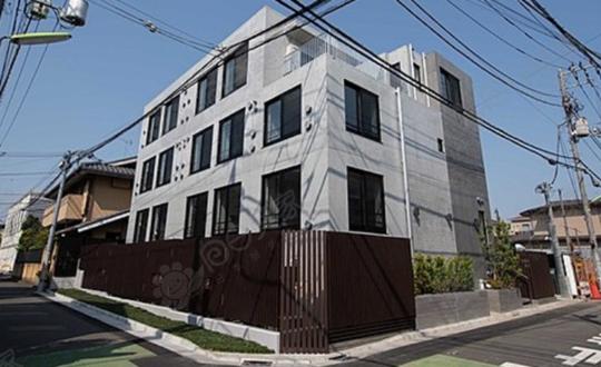 日本东京都世田谷区下北泽公寓整栋