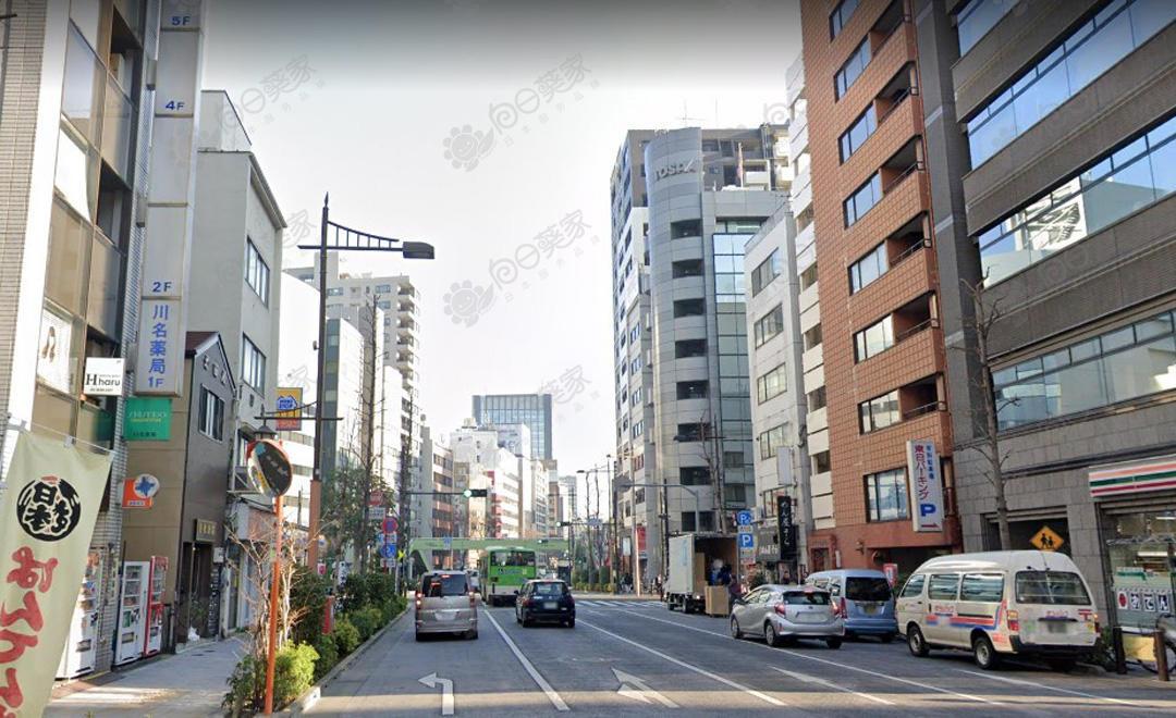 日本东京都中央区日本桥公寓整栋