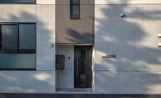 日本东京都北区赤羽公寓整栋