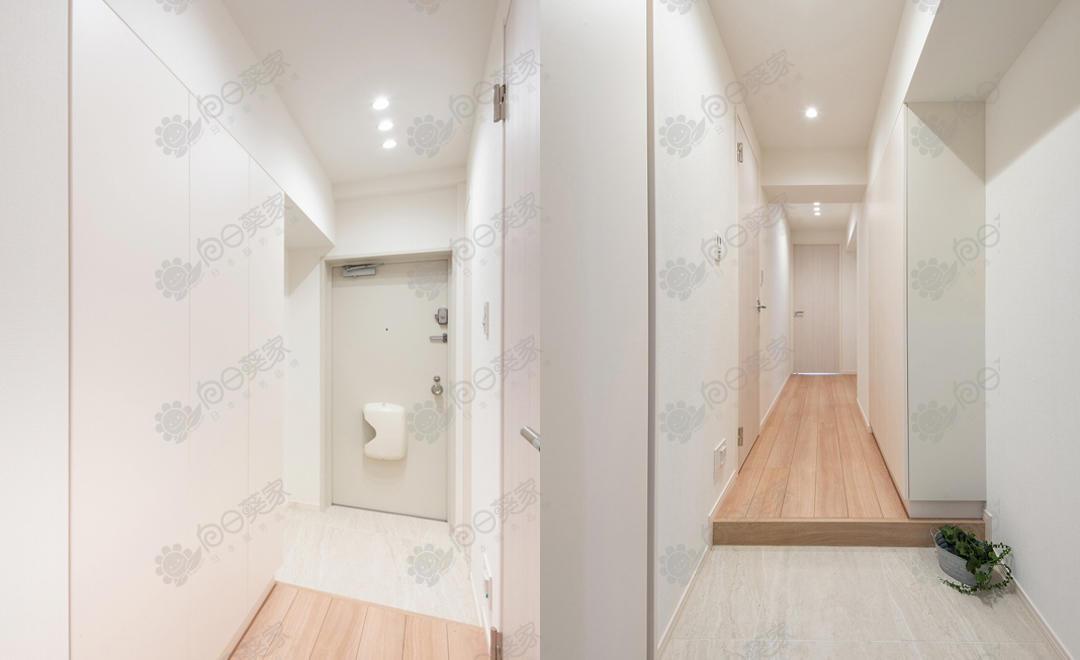 日本东京都新宿区东新宿自住2居室公寓